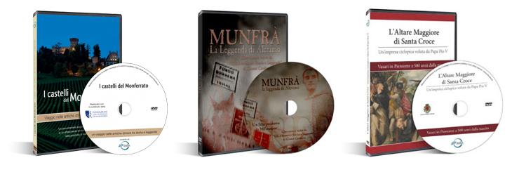 produzione documentari dvd